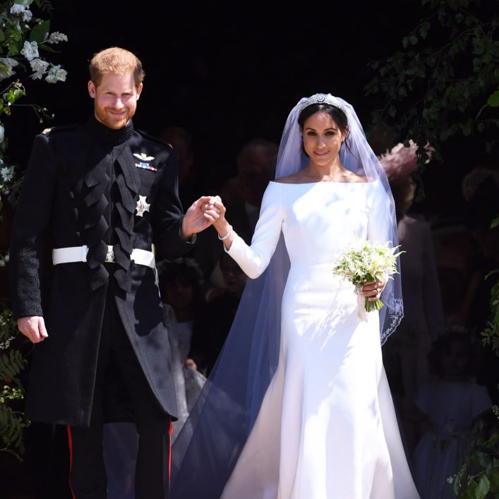 This is prince harry and meghan markle pic