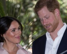 This is meghan markle and prince harry photo