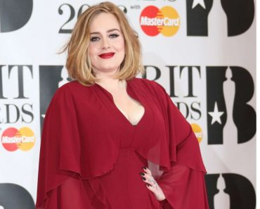 This is adele new look photo